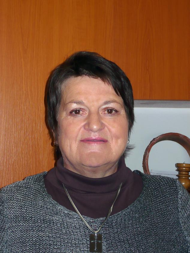 Mária Kafríková