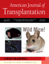 American Journal o Transplantation