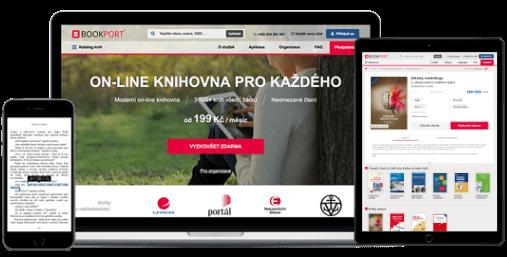 České lékařské e-knihy Bookport