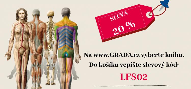 Zvýhodněný prodej odborné literatury pro studenty s firmou Grada!