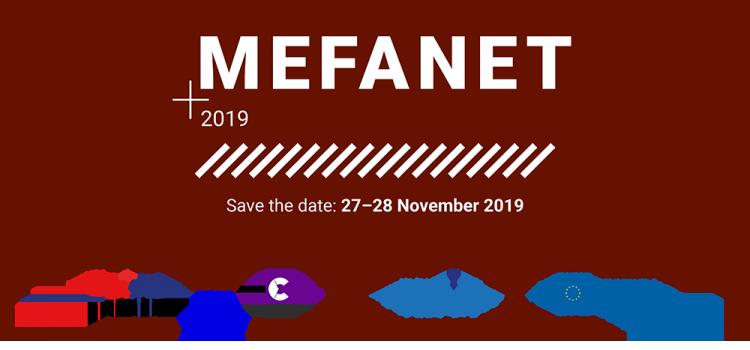 Konference MEFANET 2019
