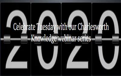 Webináře nejen pro začínající vědce via Charlesworth Knowledge