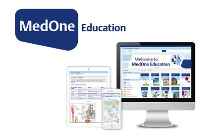 Kolekce e-knih Thieme MedOne Education