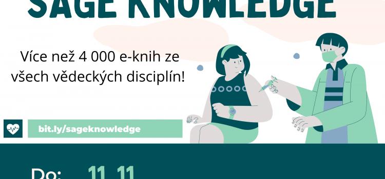 E-knihy ze SAGE Knowledge