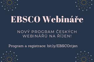 EBSCO semináře v češtině